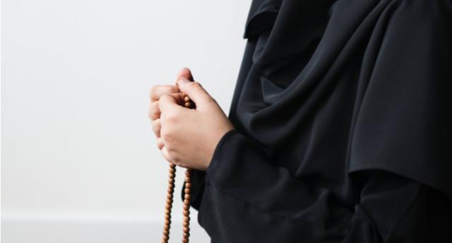 berdoa manusia lemah