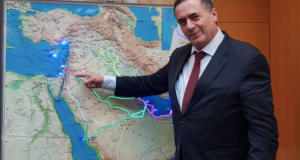 hubungan israel dan arab