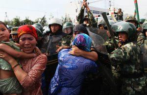 Kondisi Muslim Uighur