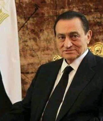 catatan kematian husni mubarak