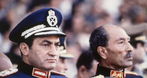 husni mubarak mantan presiden mesir