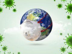 Ilustrasi virus corona (Shutterstock)
