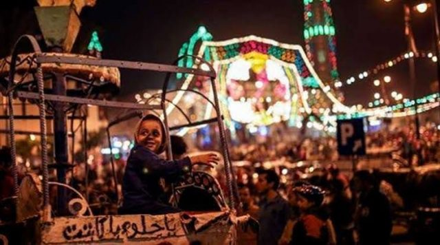 perayaan maulid nabi muhammad di mesir