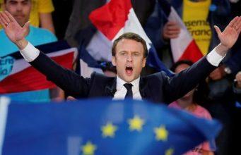 Macron memainkan isu agama menjelang pilpres Prancis yang akan datang.